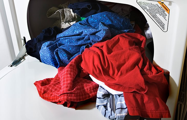 Clothes dryer care main image
