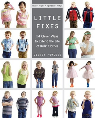 Book cover of Little Fixes by Disney Powless