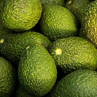 whole hass avocados