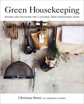 book cover of Green Housekeeping by Christina Strutt