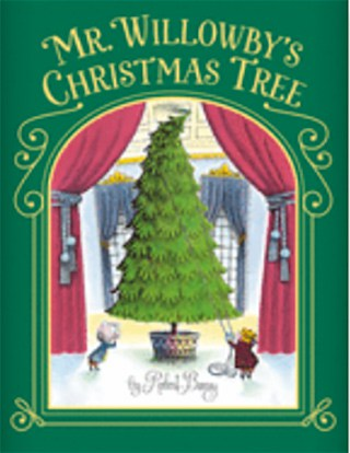 book cover of Mr. Willowby's Christmas Tree