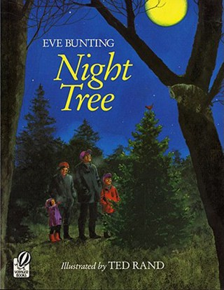 book cover of Night Tree
