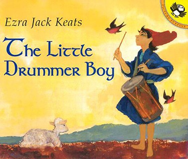 book cover of The Little Drummer Boy