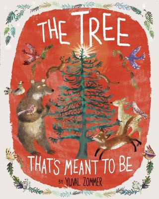 red book cover of The Tree That's Meant to Be